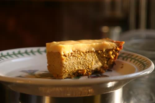 Pumpkin Pie Royale